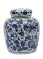 Warm Design Küçük Dekoratif Porselen Vazo Renkli